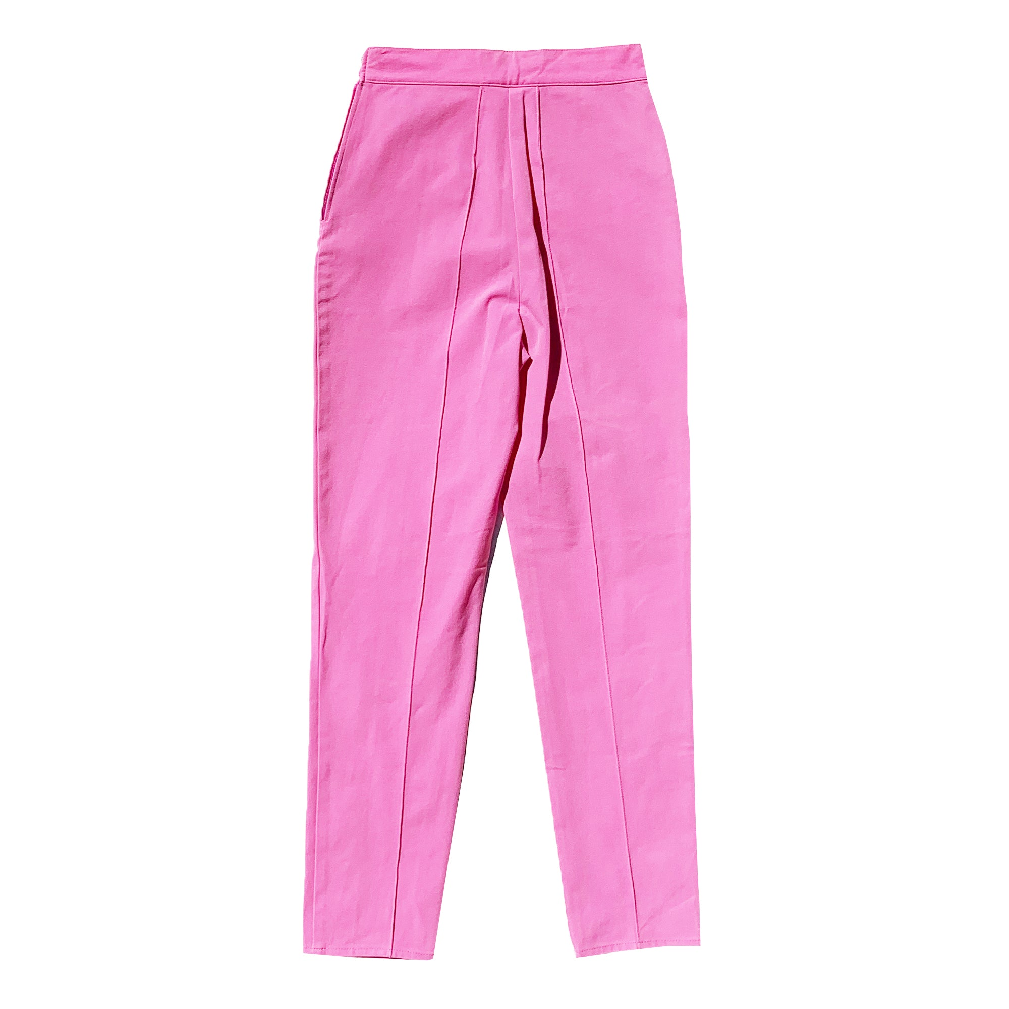 Versace Pleated Pant (Pink) UK 8