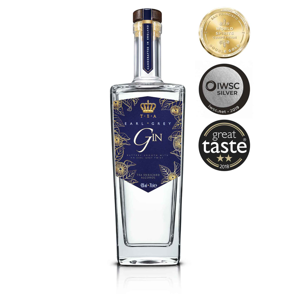 T.E.A-Earl-Grey-Gin-70cl-front-bottle-awards