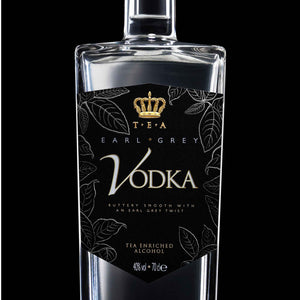 T.E.A Earl Grey Vodka  - Tea Enriched Alcohol