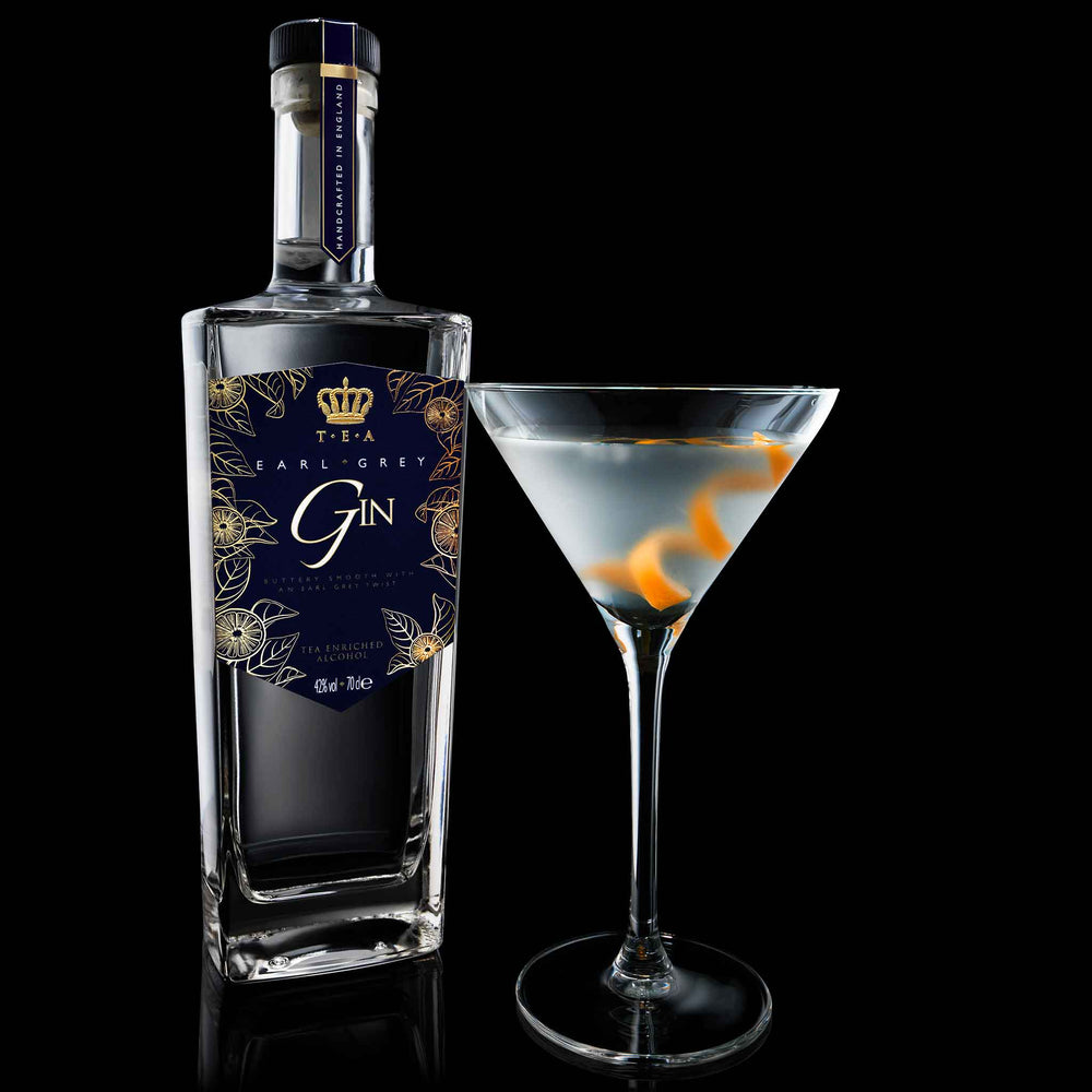 T.E.A Earl Grey Gin - Tea Enriched Alcohol