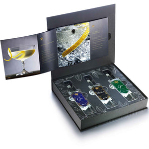 T.E.A Gin Gift Box  - Tea Enriched Alcohol