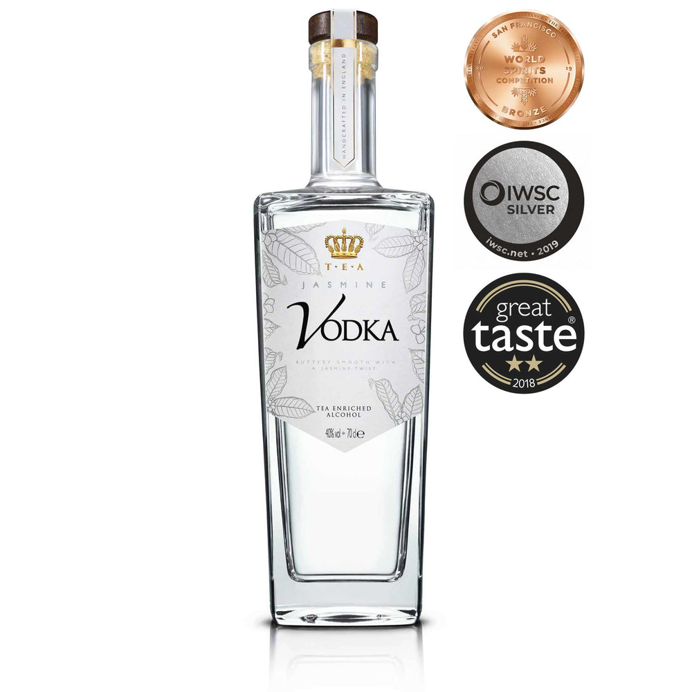 T.E.A Jasmine Vodka  - Tea Enriched Alcohol