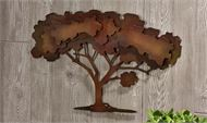 Home Decor - Metal Tree Decor
