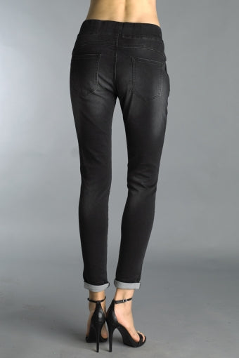 Clothing - Black Jeans