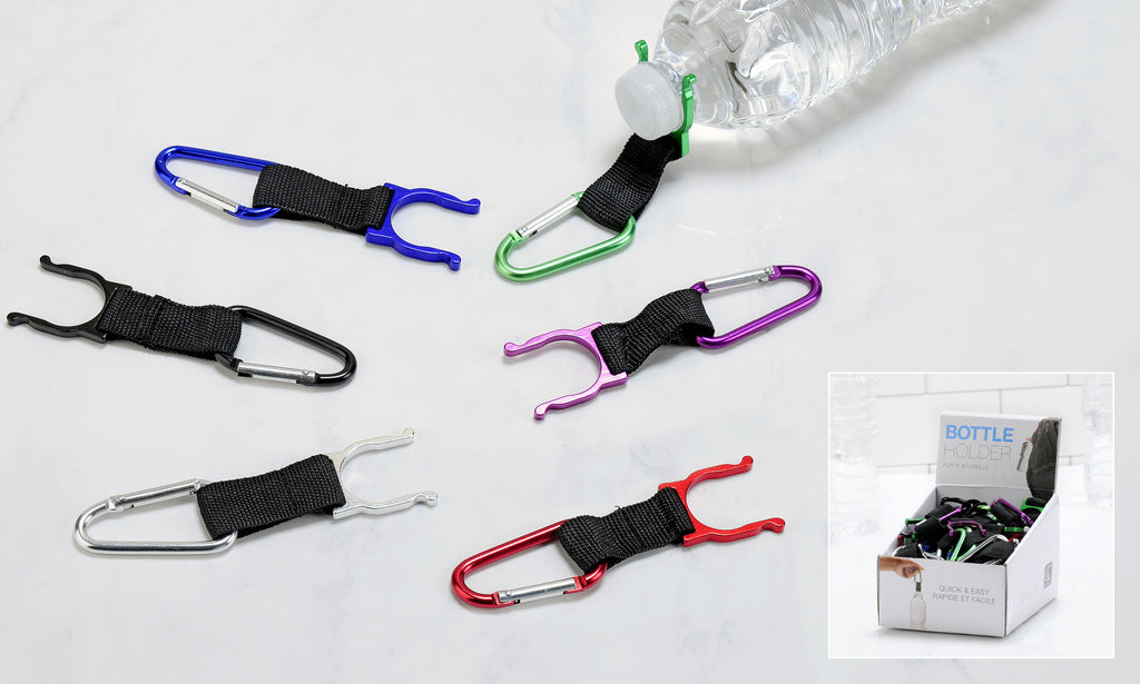 Alloy Bottle Holder Clips#