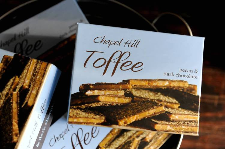 Food - Chapel Hill Toffee #