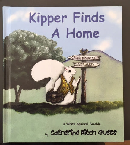 Books - Kipper Finds A Home