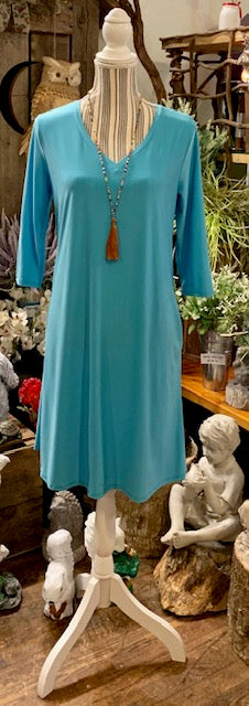Clothing - Magic Dress with Side Pockets