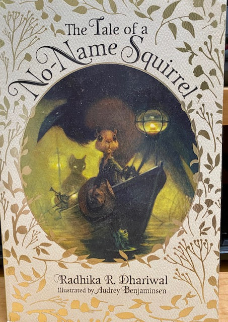 "Book - For Children - ""The Tale of a No-Name Squirrel"" by Radhika Dhariwal"