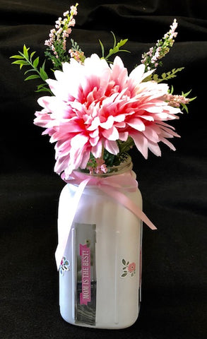 Bouquet - Hand-Crafted Mother's Day Vases & Bouquets