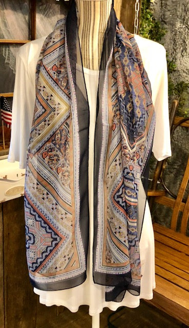 Clothing Accessory - Diamond Valley Scarf