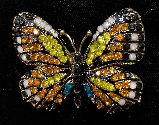 Jewelry - Crystal Monarch Butterfly