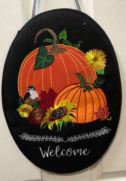 Door Banners - For Fall
