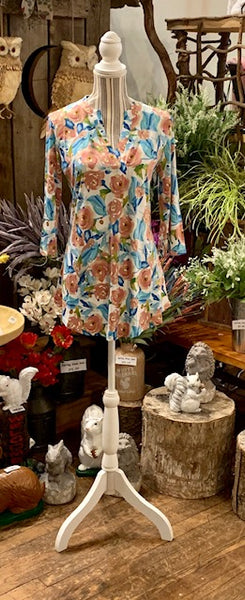 Clothing - Silky Tunic - Spring Collection