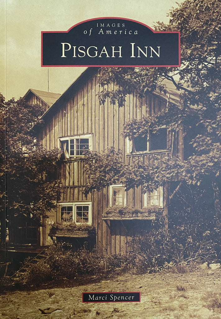 Book - Images of America - Pisgah Inn