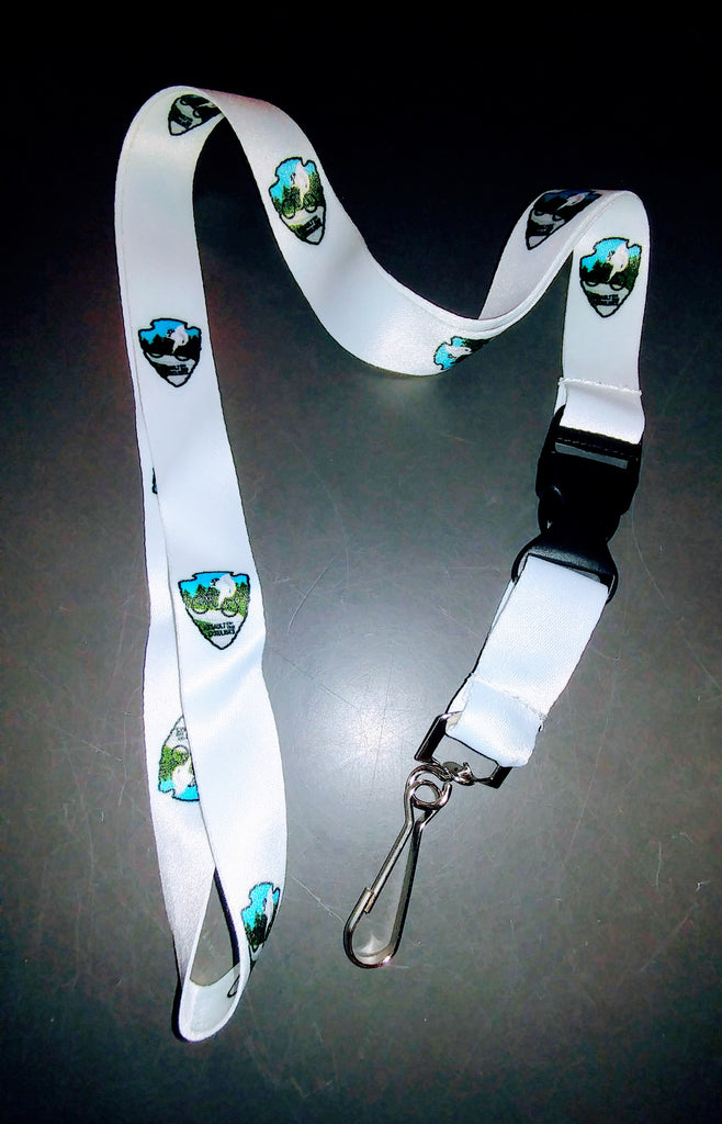 Lanyard - Assault on the Carolinas - White Squirrel Cycling