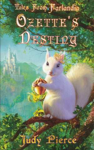 Book by Silvia Hoefnagles - Ozette's Destiny #