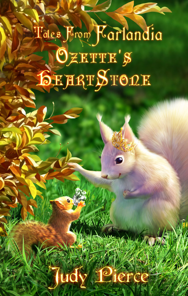 Book by Silvia Hoefnagles - Ozette's HeartStone