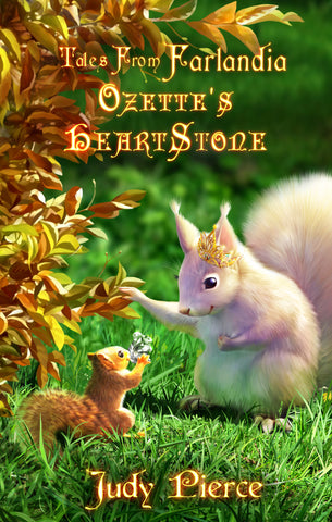 Book by Silvia Hoefnagles - Ozette's HeartStone #