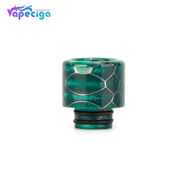 REEVAPE AS131S 510 Resin Replacement Drip Tip Green