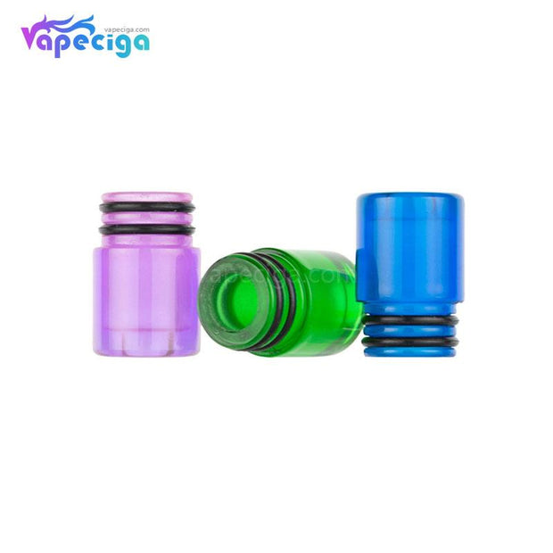 REEVAPE AS247 Universal 510 Resin Replacement Drip Tip 3 Colors Display
