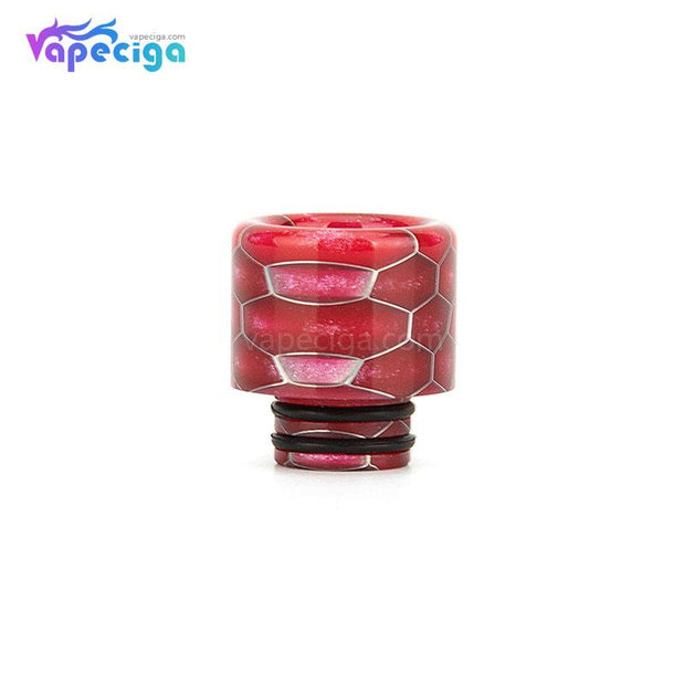 REEVAPE AS131S 510 Resin Replacement Drip Tip Red