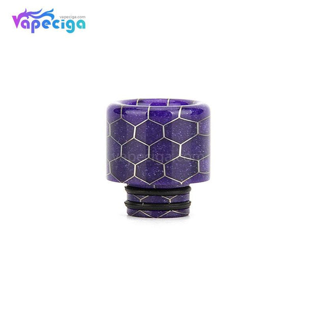 REEVAPE AS131S 510 Resin Replacement Drip Tip Purple