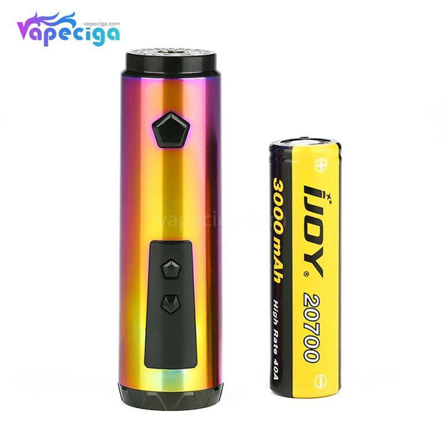 IJOY Saber 100 VW Box Mod With 20700 Battery