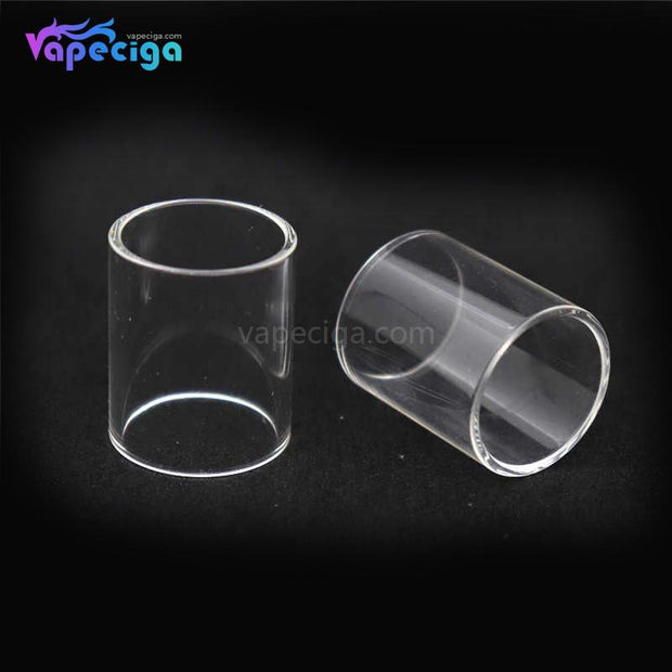 YUHETEC Replacement Straight Tank Tube for Wotofo Serpent Mini 22mm 2ml 2PCs