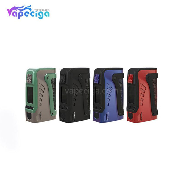 WISMEC Reuleaux Tinker2 TC Box Mod 200W 4 Colors Available