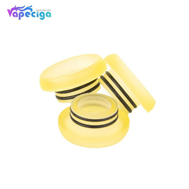 Yellow REEVAPE AS244 Universal 810 Resin Replacement Drip Tip