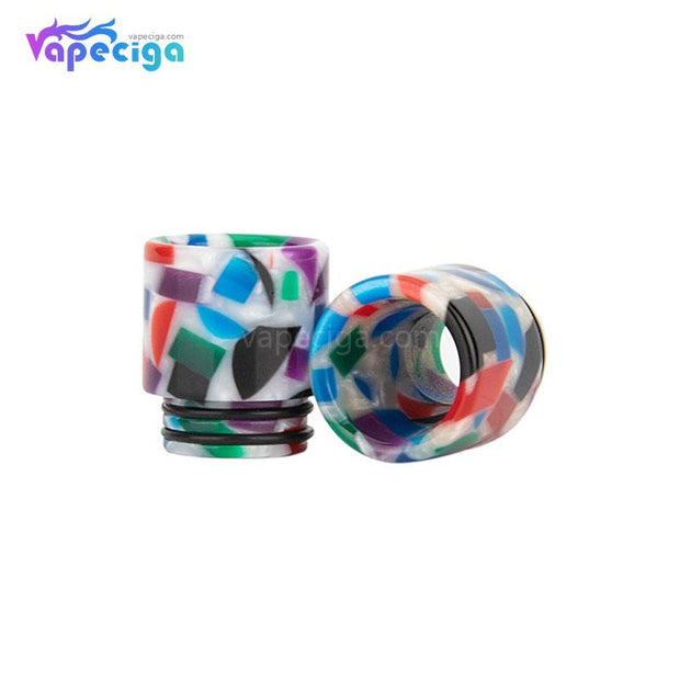 REEVAPE AS116D 810 Resin Replacement Drip Tip 2 Colors Show
