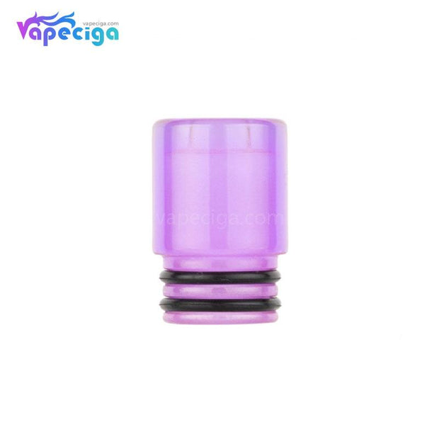 Purple REEVAPE AS247 Universal 510 Resin Replacement Drip Tip