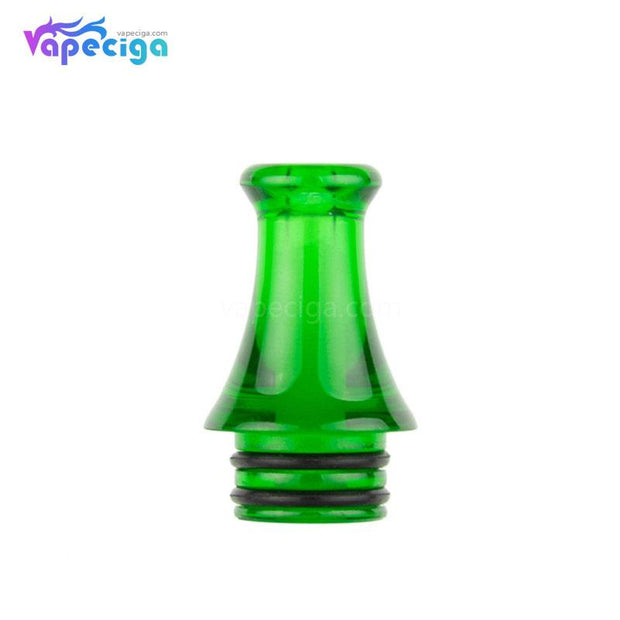 REEVAPE AS242 510 Resin Replacement Drip Tip Green