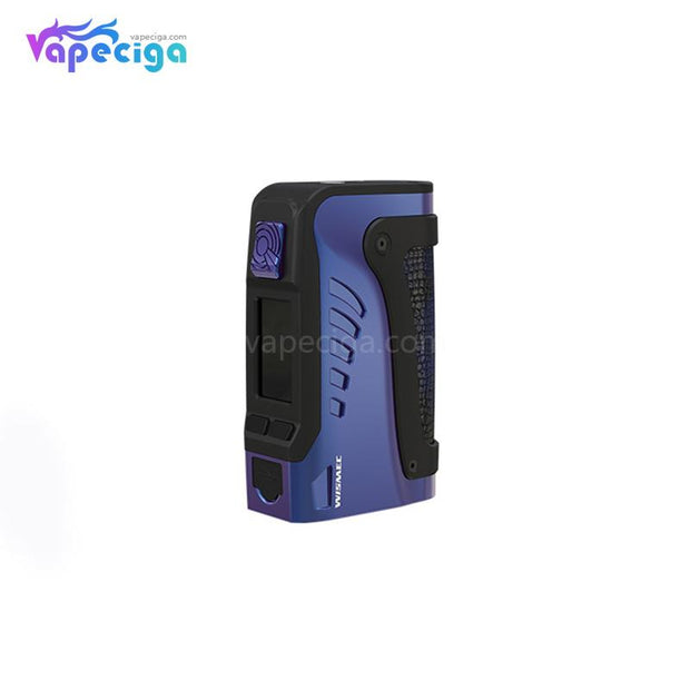 Blue & Purple WISMEC Reuleaux Tinker2 TC Box Mod 200W