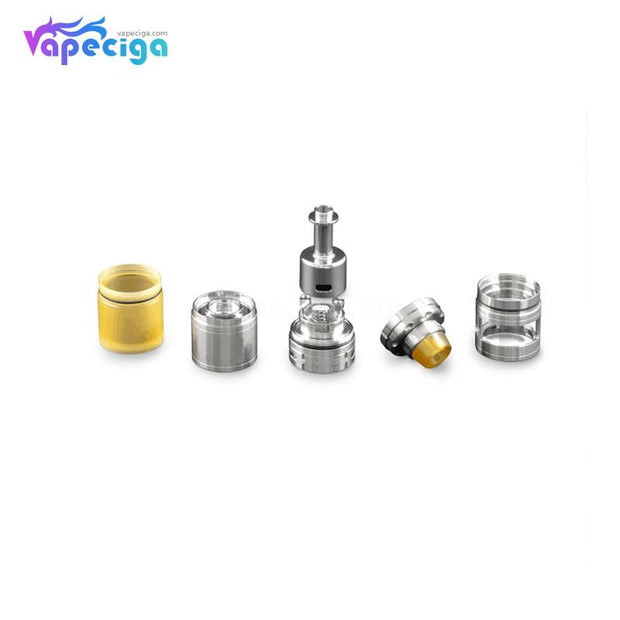Vapor Giant V6 S Style RTA Components
