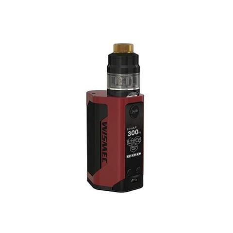 Red Black Wismec Reuleaux RX GEN3 GNOME Kit