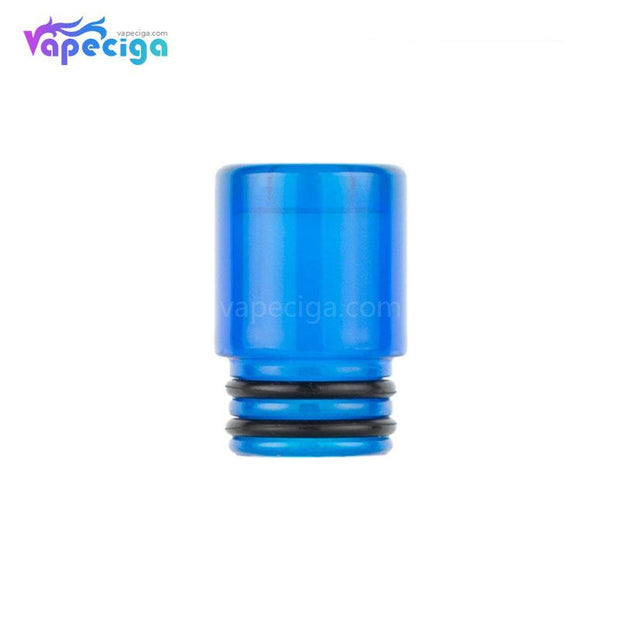 Blue REEVAPE AS247 Universal 510 Resin Replacement Drip Tip