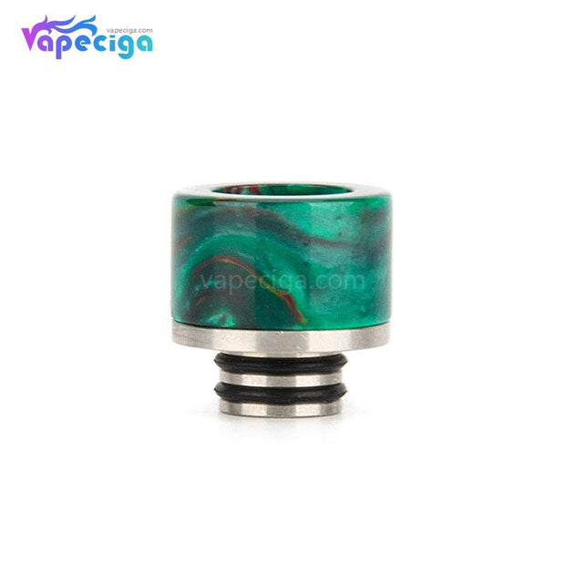 REEVAPE AS131 510 Resin Replacement Drip Tip Green