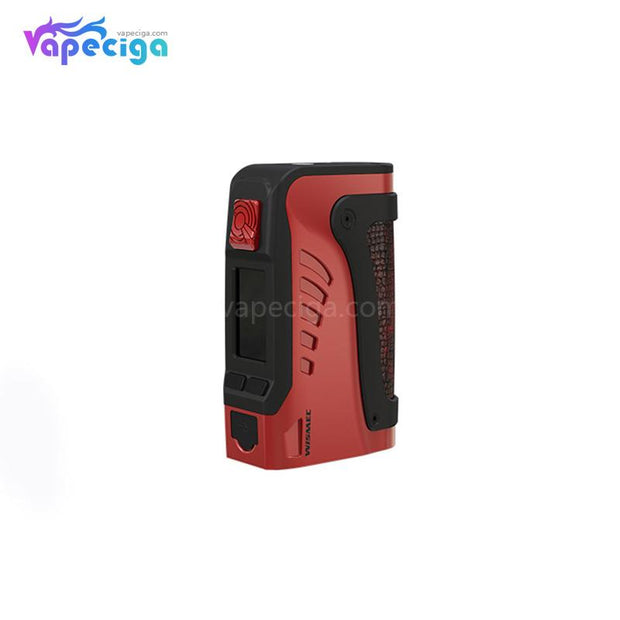 Red WISMEC Reuleaux Tinker2 TC Box Mod 200W
