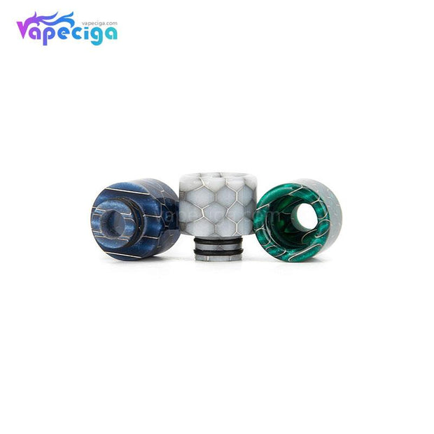 REEVAPE AS131S 510 Resin Replacement Drip Tip 3 Colors Show