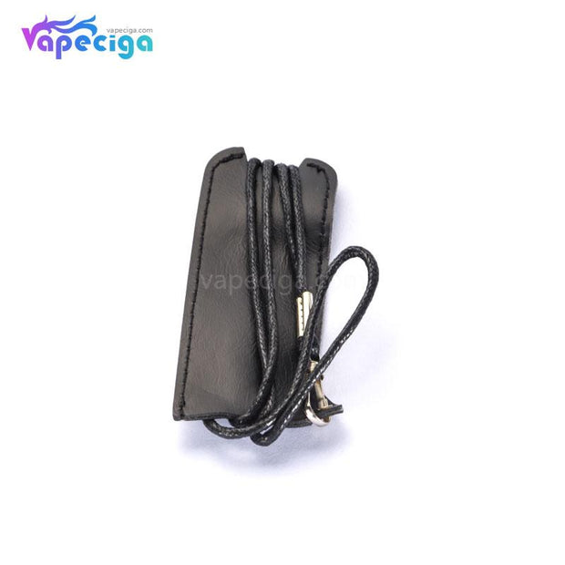 Leather Protective Case with Lanyard Black for Starter Kit