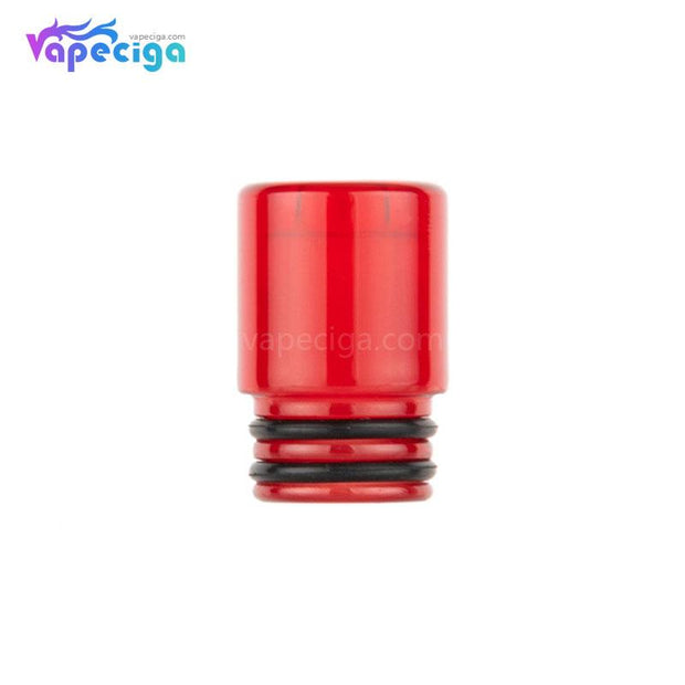 Red REEVAPE AS247 Universal 510 Resin Replacement Drip Tip