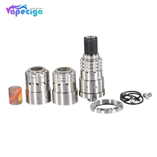 900 Style RDA 18mm Package Includes