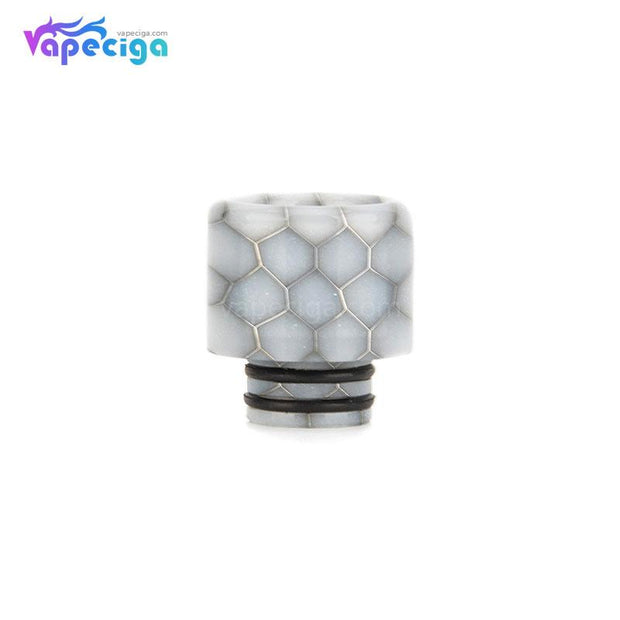 REEVAPE AS131S 510 Resin Replacement Drip Tip White