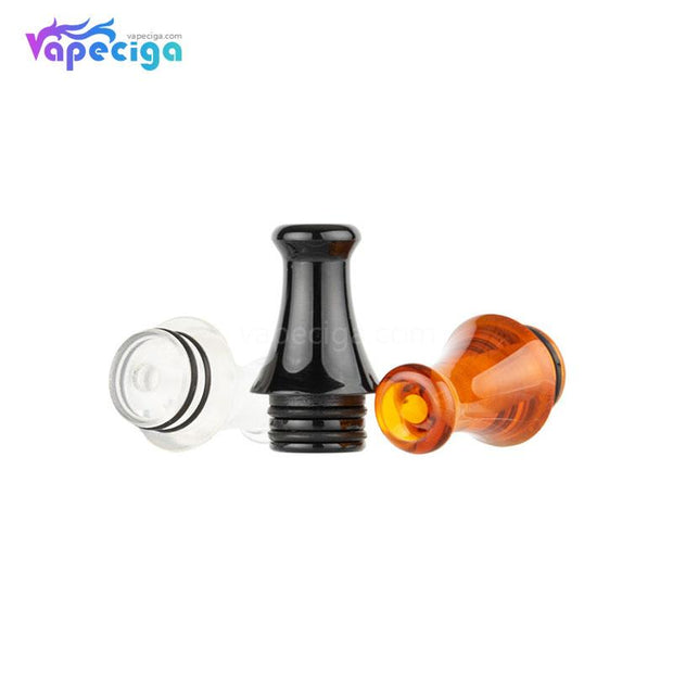 REEVAPE AS242 510 Resin Replacement Drip Tip Components