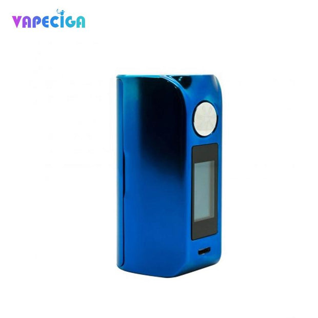 Asmodus Minikin V2 TC Box Mod Blue Chrome