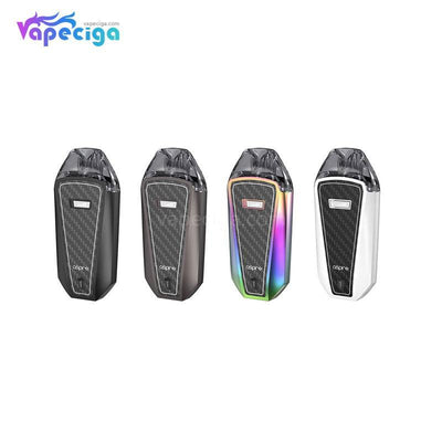 Aspire AVP Pro Pod System VW Starter Kit 1200mAh 4ml 4 Colors Optional