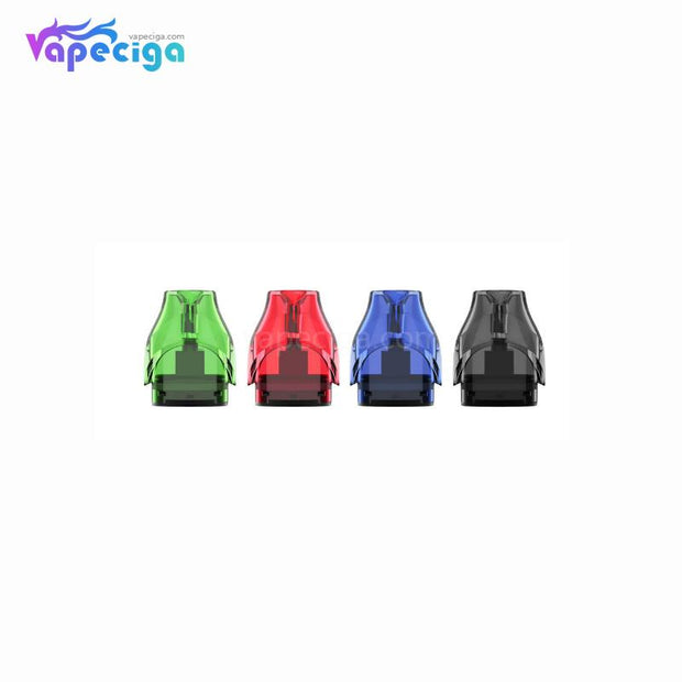 4 CoilART Mino Replacement Pod Cartridge Colors Choose