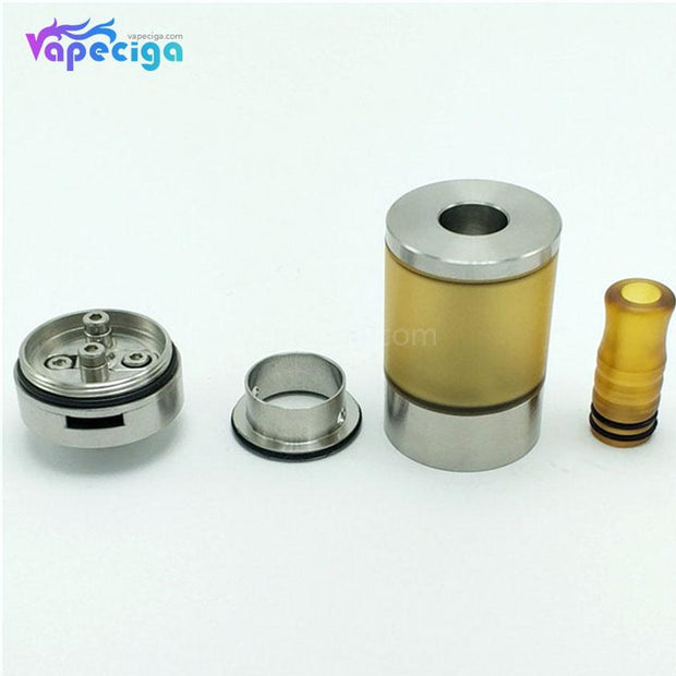 Coppervape Dvarw Style MTL RTA 5ml 22mm Components